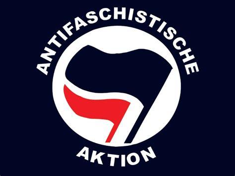 antifaschistische aktion and antifa image mag