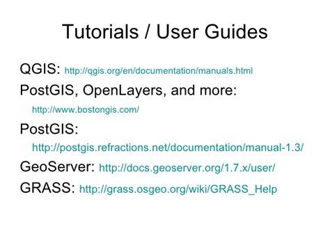 tutorial mapserver ubuntu open source gis