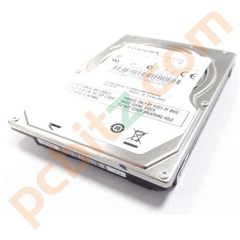 Harddisk Laptop Toshiba 160gb toshiba mk1665gsx 160gb sata 2 5 quot laptop drive ebay