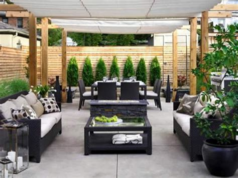 Backyard Patio Ideas For Small Spaces On A Budget Modern Outdoor Living Kitchen Area For Small Secret Landscaping Small Yard Landscaping Ideas Zen Garden