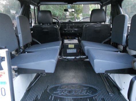 land rover defender interior back 1997 land rover defender interior www pixshark com