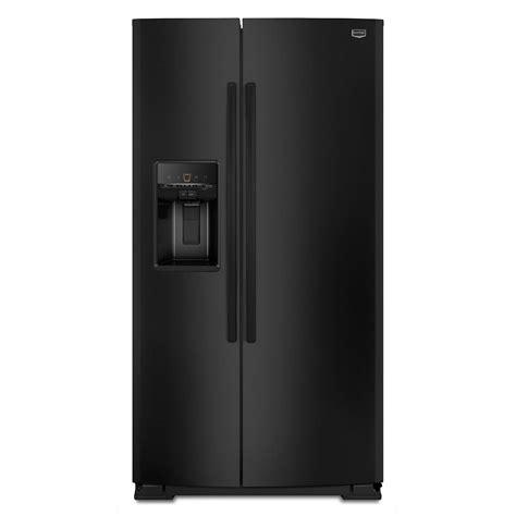 Maytag MSB27C2XAB 26.5 cu. ft. Side by Side Refrigerator w