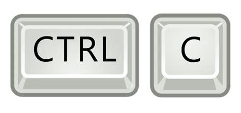 ctrl t ctrl c in windows copy or abort