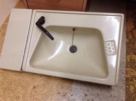 Wohnwagen Waschbecken Klappbar klappbar waschbecken und wasserhahn mit schalter cing