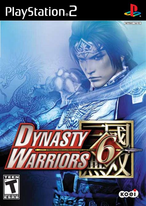 emuparadise game ps2 dynasty warriors 6 usa iso