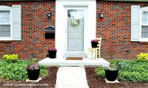 curb appeal diy 12 diy curb appeal tips on a budget on sutton place