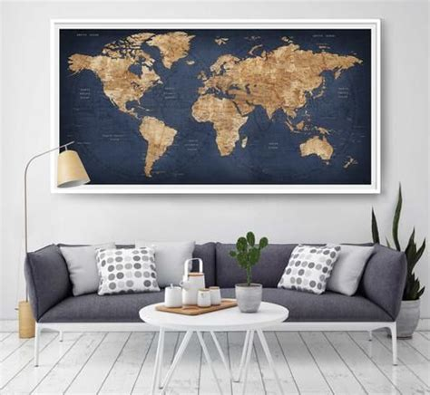 worldly decor best 25 world map wall ideas on pinterest world