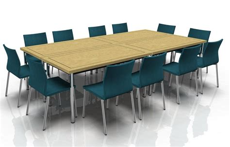 Collapsible Boardroom Table Folding Meeting Table For The Boardroom Harley Axis Black Legs Reality