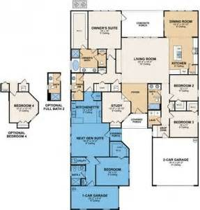 Multigenerational Floor Plans by Multi Generational Homes The Sales Team Henderson Real
