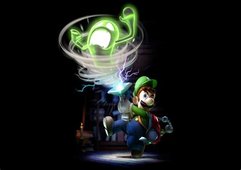 Kaset Luigi S Mansion Moon 3ds miyamoto luigi s mansion wasn t inspired by ghostbusters my nintendo news