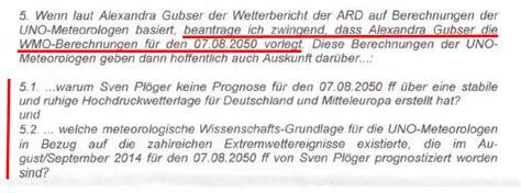 Musterbrief Beschwerde An Ombudsmann Unterst 252 Tzung F 252 R Ubi Beschwerde Gegen Srf Tagesschau Das Klimamanifest Heiligenroth