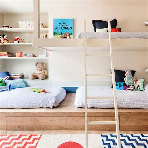 decoracion habitacion peque a dos camas cebril