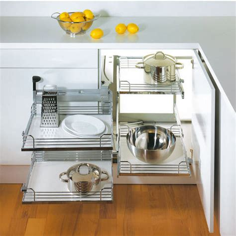hafele kitchen cabinets hafele magic corner ii for use in kitchen blind corner
