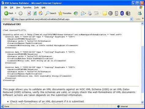 xml tutorial complete validation tools xml