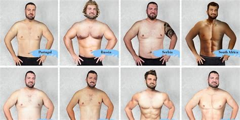 this is what the perfect male body looks like to both men body image project reveals what the ideal men s body