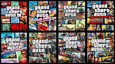 Auto Games by Top 15 Grand Theft Auto Games Ranked Worst To Best Youtube