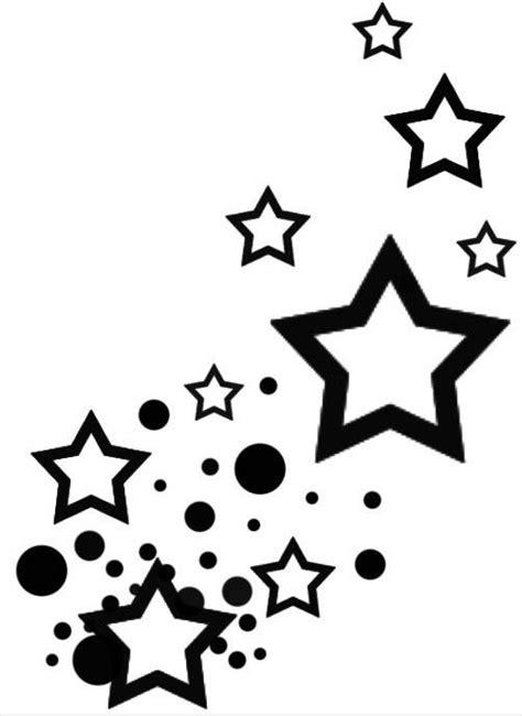 bocetos de estrellas para tatuar imagui