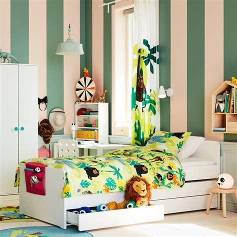 childrens room jungle ikea