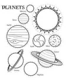color and cut coloring pages of planets coloring
