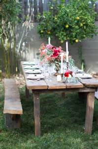 How To Decorate A Backyard For A Birthday Party 7 Backyard Tablescape Ideas For Your Next Outdoor Party