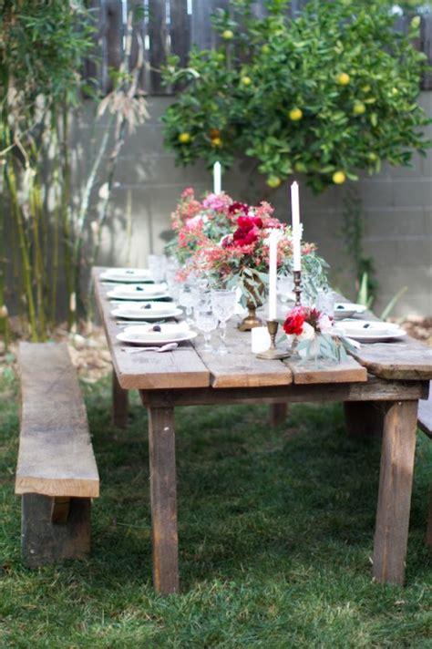 backyard picnic ideas 7 backyard tablescape ideas for your next outdoor