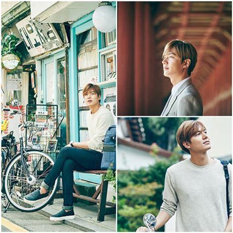 film lee min ho komedi lee min ho chosen as representative face of korea for pr