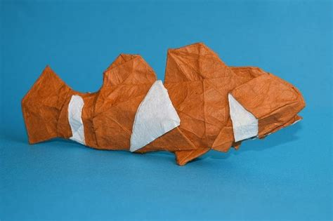 Origami Clown - 120 best images about origami designs on