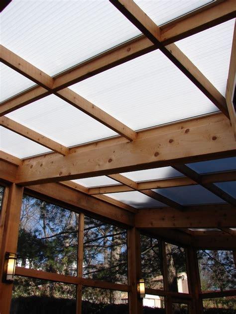 translucent roof panels design patio pergola pergola