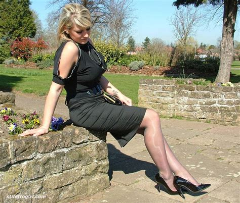 7 Gorgeous Skirts From Free by Gorgeous Wearing Black Blouse And Skirt With
