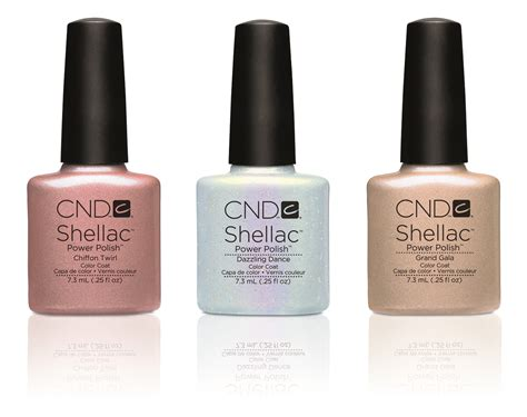 shellac nail colors fall 2014 cnd shellac vinylux duo gilded dream holiday
