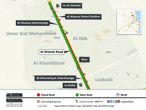 Alabama Mba Stem India Trip by Traffic Diversion On Part Of Al Shamal Road From Tomorrow
