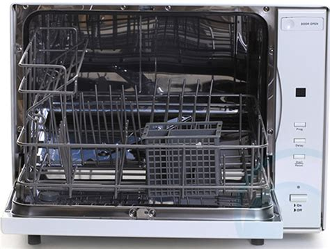 bench top dishwasher amalfi benchtop dishwasher dw5 appliances online