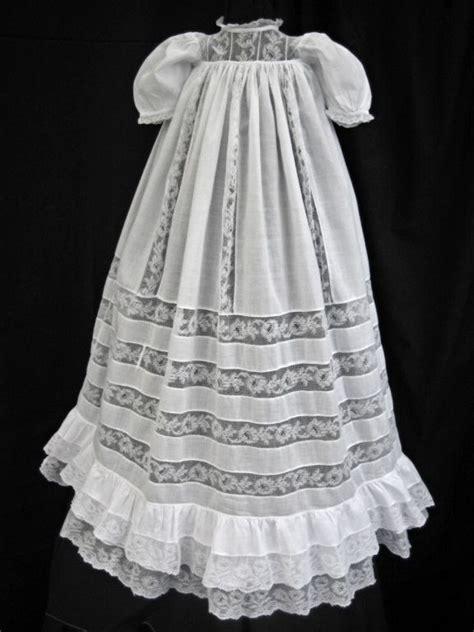 antique christening robe  doylymolly  ebay