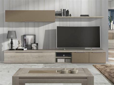 muebles de salon mueble modular para sal 243 n de dise 241 o en color blanco y negro