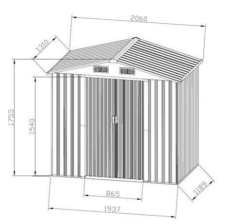 ebay casette da giardino box casetta casette ripostiglio garage giardino lamiera