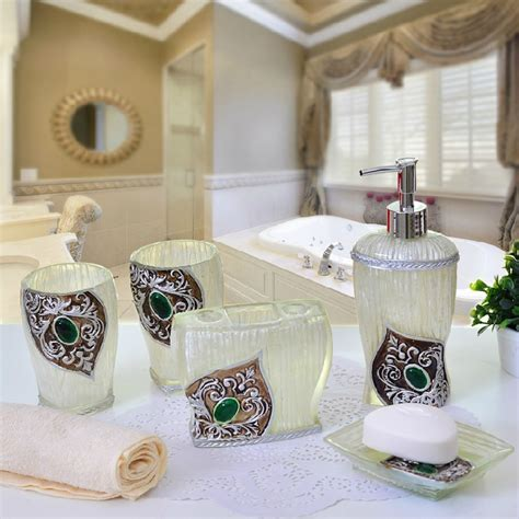 elegant bathroom accessories sets 2014 luxury bathroom accessories set elegant bathroom sets