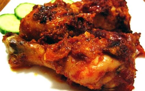 Ayam Panggang Jogja resep ayam panggang bumbu rujak yogyakarta okezone lifestyle
