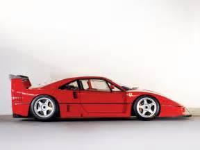 F40 Pics 1989 F40 Lm Supercars Net