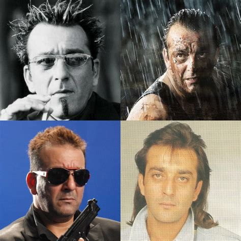 sanjay dutt long hair stayle bollywood actor with different hairstyle photos 260912