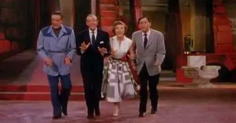 chips ahoy swing song the band wagon fred astaire 1953 youtube museum
