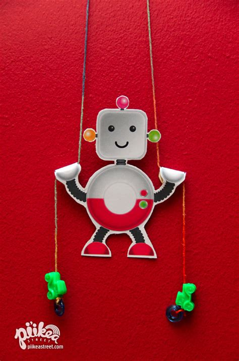 robot crafts for robot activities and crafts for