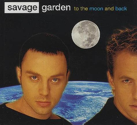 savage garden to the moon and back uk 5 quot cd single 6662882 - To The Moon And Back Savage Garden