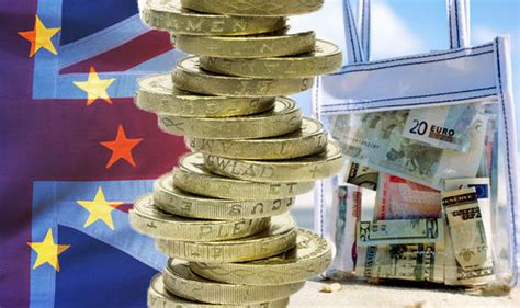 pound  euro exchange rate article  impact  exchange