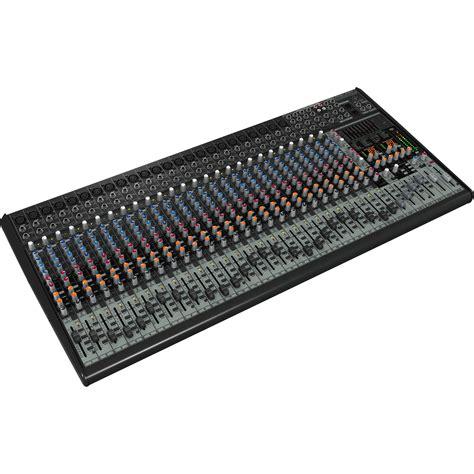 behringer eurodesk sx3242fx pro 32 channel recording