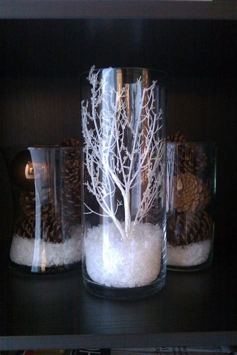 Faux Snow Vase Filler by At Home Decor Snow And Vases On