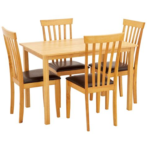 Dining Table 4 Chairs And Bench Redirecting To Http Www Worldstores Co Uk C Dining Room Furniture Htm