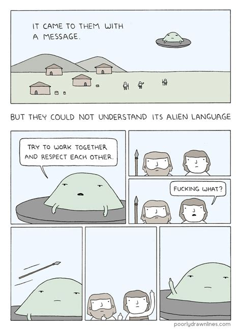 libro poorly drawn lines good 17 hilarious short comics with unexpected endings