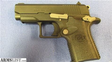 colt mustang 380 price armslist for sale new colt mustang xsp 380