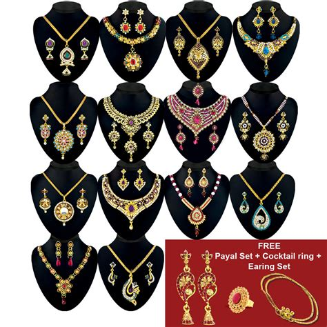 buy parineeti 14 traditional jewellery sets from