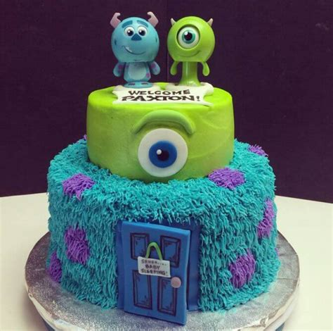 Baby Monsters Inc Baby Shower by Monsters Inc Baby Shower Decorations Home Theme Ideas
